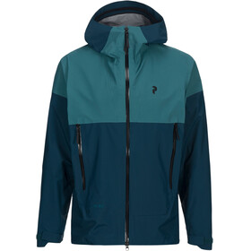 Peak Performance M's Mondo Jacket Teal Extreme